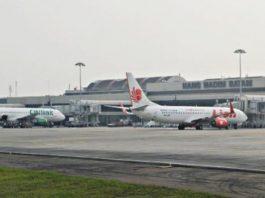 Pesawat Bandara Hang nadim