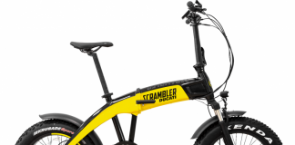Sepeda Ducati Scrambler SCR-E