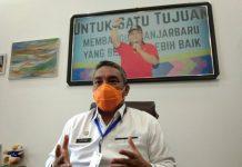 Wali Kota Banjarbaru