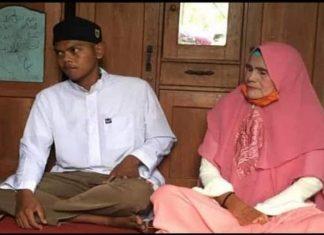 Pemuda nikahi nenek