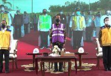 Presiden Resmikan Tol Dumai Pekanbaru