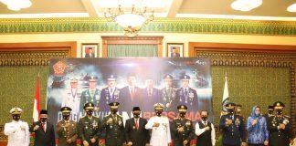 HUT ke-75 TNI Kepri