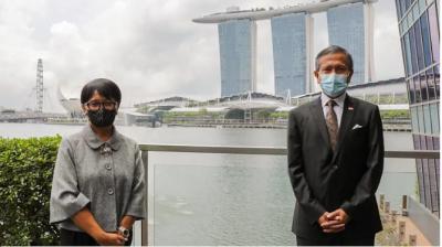 Akses singapura indonesia dibuka