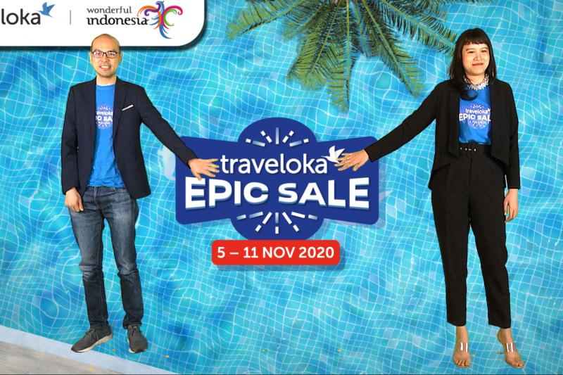 Banjir Promo Traveloka Epic Sale 2020 Diskon Hotel Sampai Tiket Pesawat