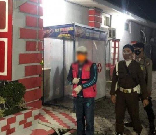 mantan direktur bumd bintan ditahan