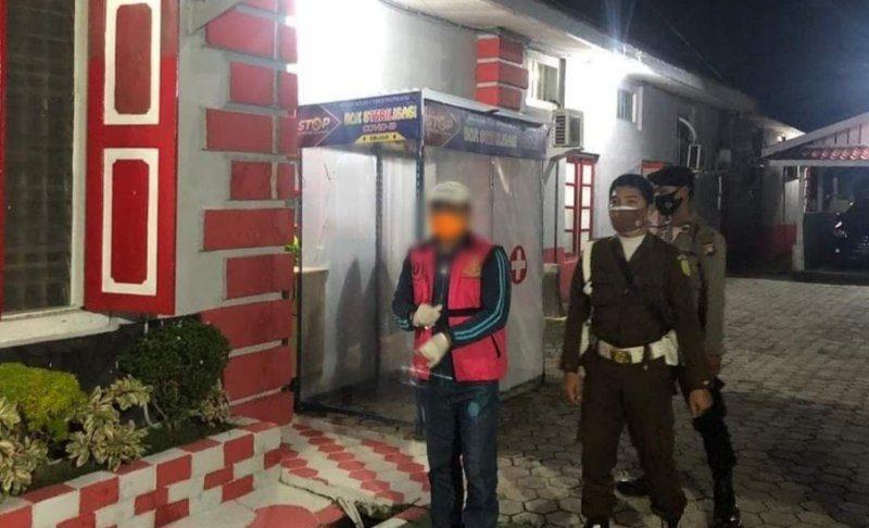 Korupsi Pinjaman Modal, Mantan Direktur BUMD Bintan Ditahan