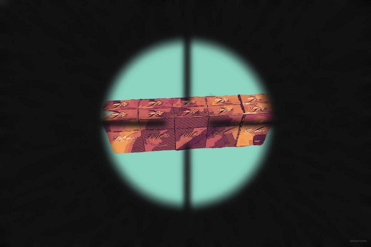 Penembakan haji permata