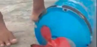 Nelayan Anambas temukan benda mirip rudal