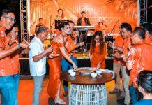 Beragam hiburan dan menu khusus Harris Barelang Resort Batam di Tahun Baru Imlek.