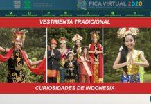 Budaya nusantara di ajang festival virtual