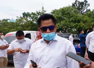 Ketua DPRD Batam, Nuryanto