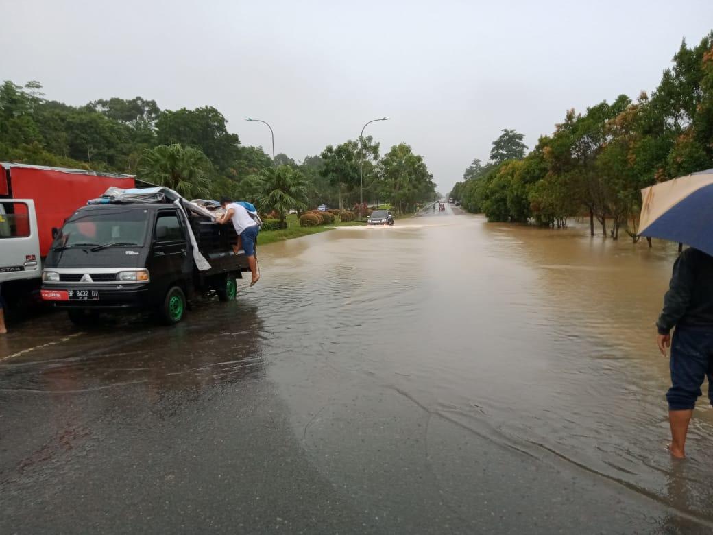 Jalan banjir