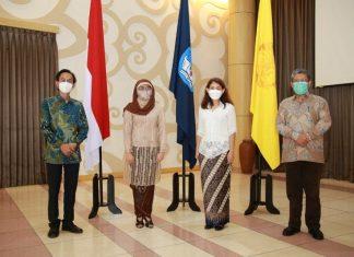 Direktur baru universitas indonesia