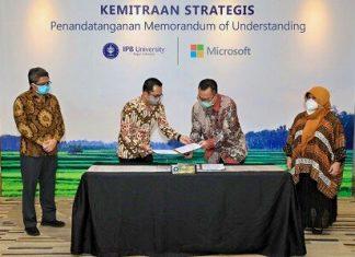 Microsoft cloud indonesia