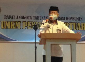 Kadis Tenaga Kerja, Koperasi, dan UKM Tanjungpinang, Hamalis.