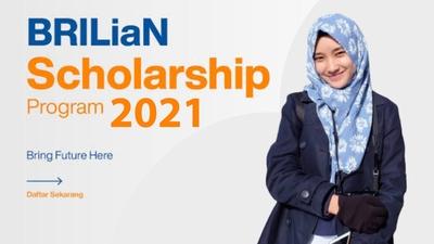 Syarat BRILian Scholarship