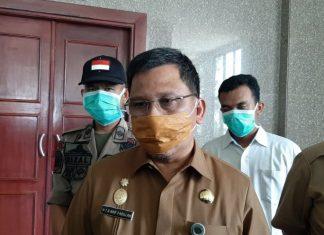 Sekretaris Daerah Provinsi Kepri TS Arif Fadillah.