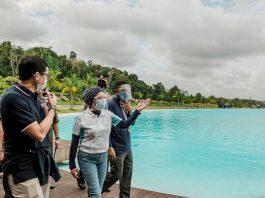 Lagoi Sambut Wisatawan