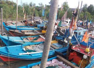 Kapal nelayan Karimun