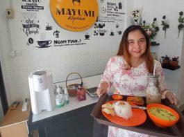 Owner Mayumi Kopitiam, Nelda.