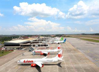 Jumlah penumpang pesawat