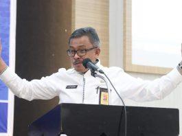 Sekretaris Daerah (Sekda) Kota Batam Jefridin Hamid