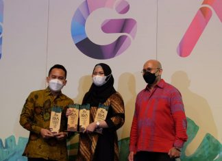 Pertagas Indonesia Green Awards 2021