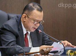 Ketua KPU Batam DKPP