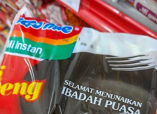 Indomie edisi ramadhan
