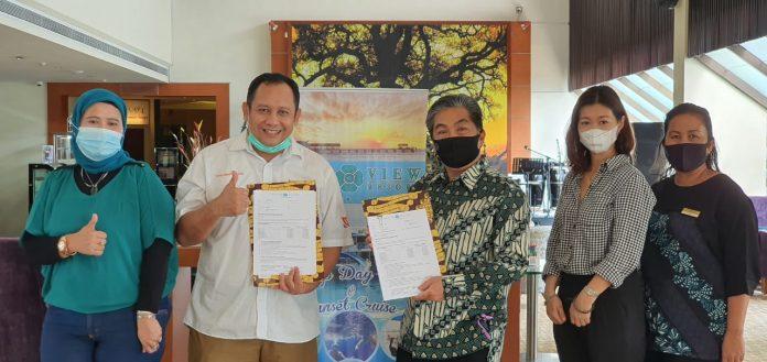 Panitia 1st Nongsa Light Golf Triathlon 2021 memilih Batam View Beach Resort sebagai mitra hotel resmi untuk 1st Nongsa Light Golf Triathlon 2021.