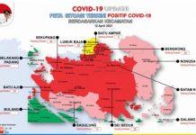 Data Covid-19 Kota Batam per 12 April 2021