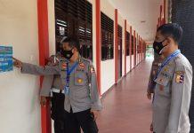 Tim Supervisi Lemdiklat Polri mengecek kesiapan protokol dan fasilitas kesehatan penyelenggaraan Diktuk Bintara Polri di SPN Polda Kepri Tanjung Batu