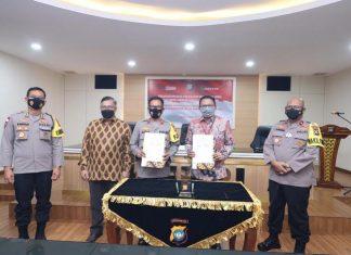 Polda Kepri dan Kanwil BRI Pekanbaru kerjasama memenuhi ketersedian fasilitas perumahan bagi personil Polri dan ASN di wilayah Kepri.