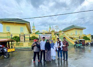 Ustaz Abdul Somad Pulau Penyengat