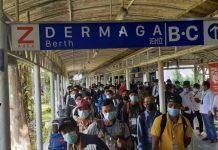 Pekerja Migran Indonesia Karantina Batam