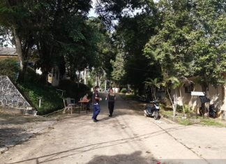 Pencari Suaka di Bintan