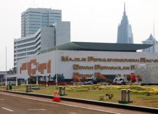 Gedung MPR dan DPR