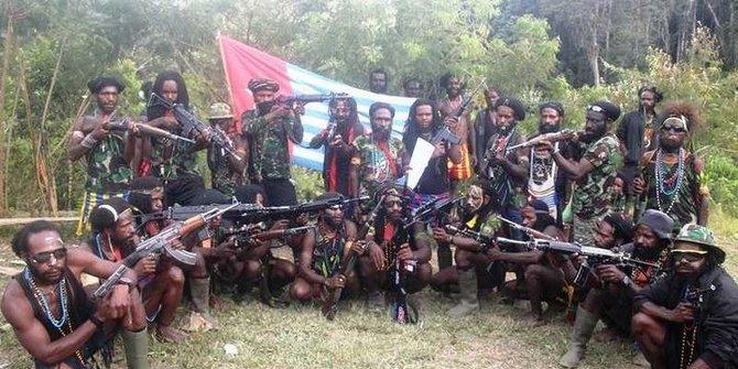 Satgas Nemangkawi menembak mati Komandan KKB di Papua
