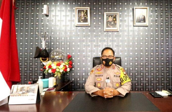 Kapolresta Barelang Kombes Pol Yos Guntur