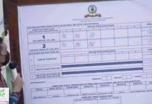 Endang Abdullah memenangi Pemilihan Wakil Wali Kota Tanjungpinang yang digelar di DPRD Tanjungpinang, Senin (10/5/2021).