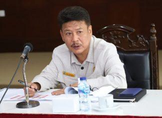Anggota Tim Teknis Badan Pengusahaan Batam, Taba Iskandar