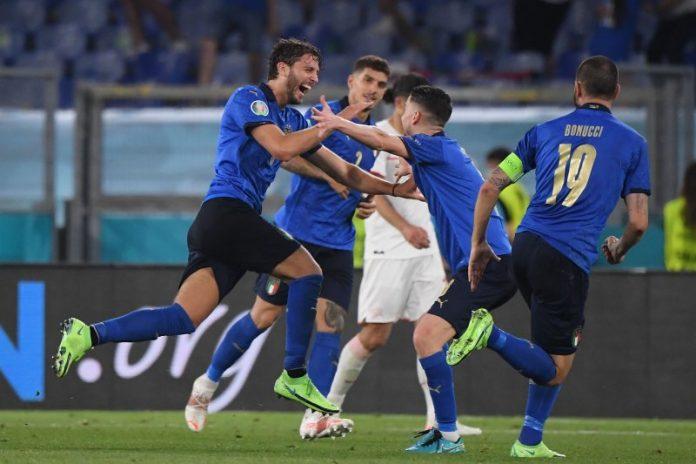 Italia 16 Besar