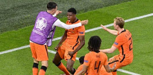 Belanda vs Ukraina