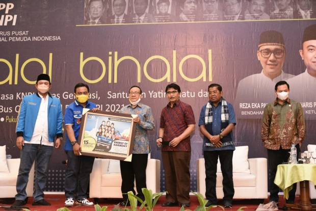 Halal Bihalal DPP KNPI