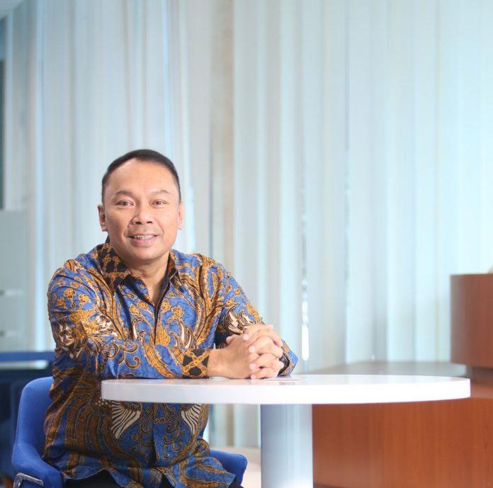 Direktur Utama KB Bukopin, Rivan Purwantono.