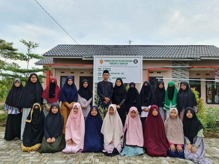 Rumah Quran UAS