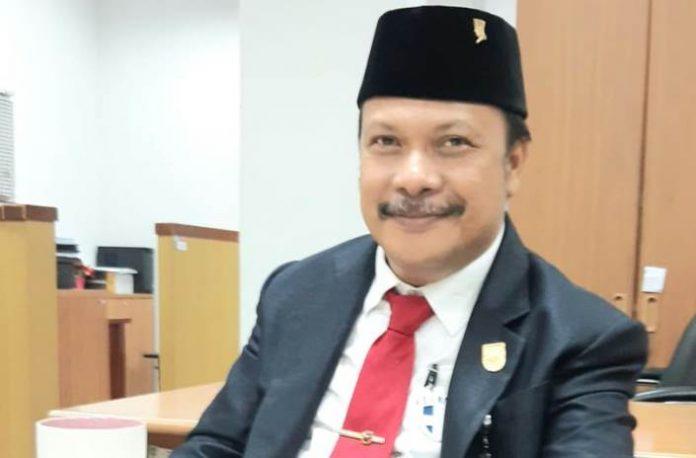 Ketua Komisi I DPRD Kota Batam, Budi Mardianto