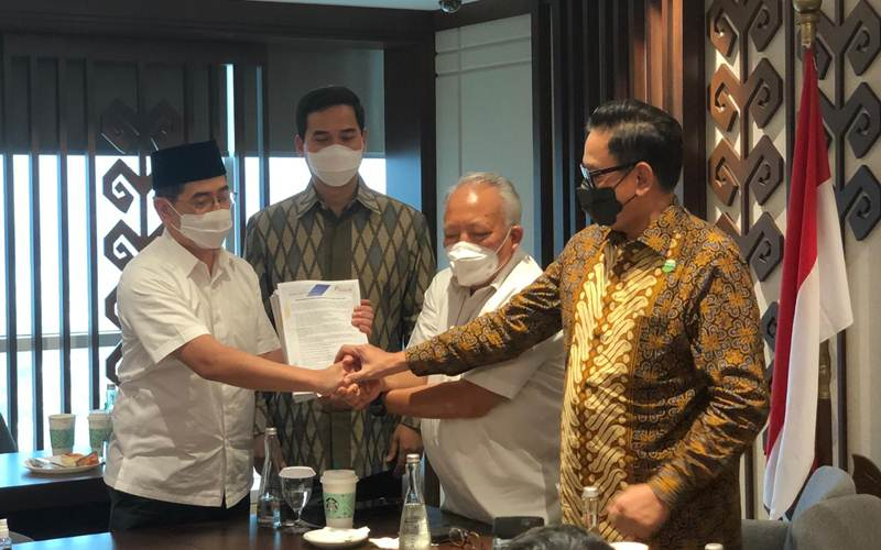 Arsjad Rasjid Ketua Umum Kadin, Anindya Ketua Dewan Pertimbangan