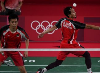 Olimpiade Tokyo Jadwal Indonesia