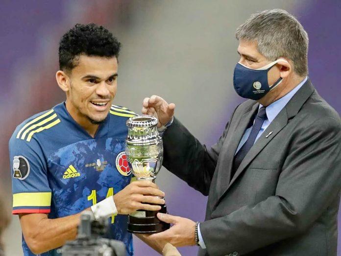 Copa America 2021 Kolombia